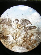 Devil Attacking Knight (St George)